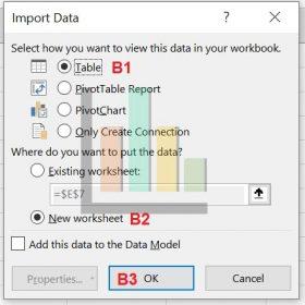 Hướng dẫn sử dụng Power Query để chuẩn hóa dữ liệu 1