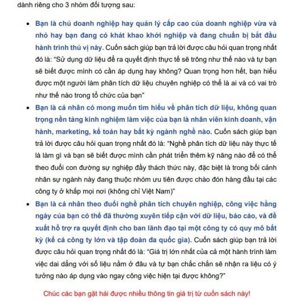CASE STUDY - TĂNG TRƯỞNG ĐỘT PHÁ THÔNG QUA DỮ LIỆU KINH DOANH 3